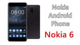 Nokia 6 32Gb at sh.32,000/- brand new sealed phone.