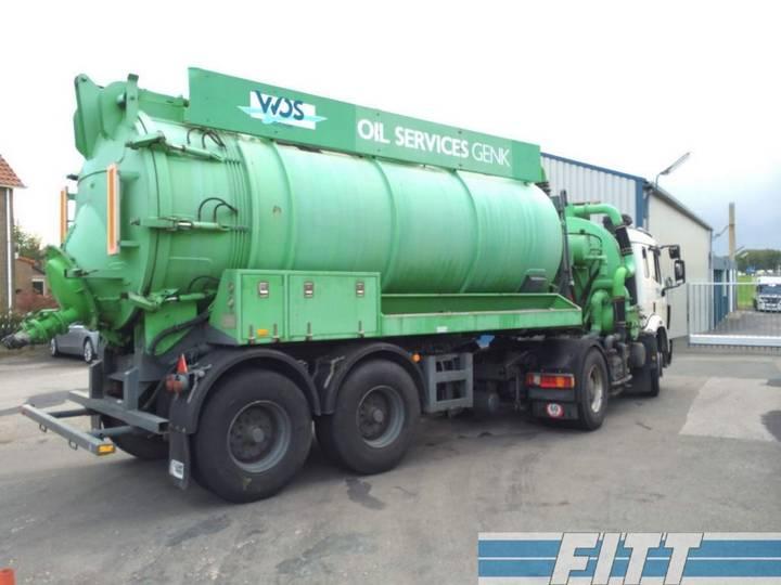 ATM 2ass 15m3 vac tank trailer - 1993