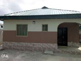 Newly built 2bedroom flat for rent at valley View estate ikorodu