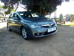 Honda civic 1.8i VTEc