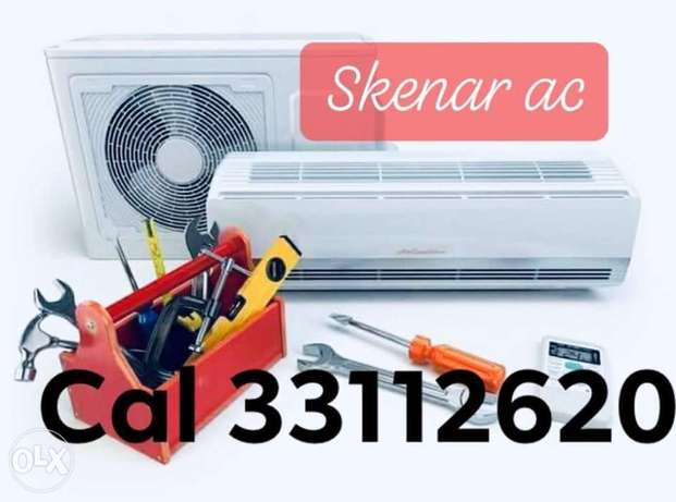 repairing all type Ac