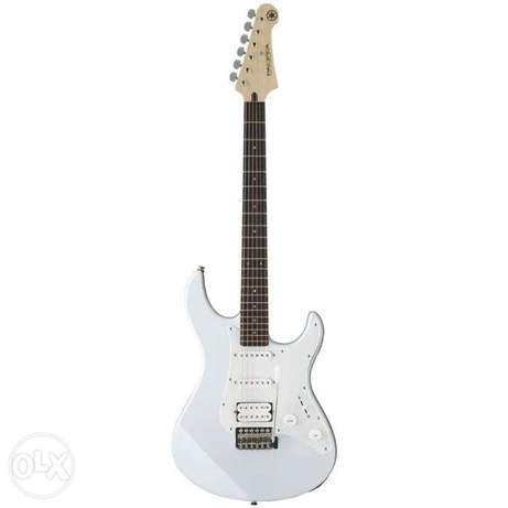 Yamaha Pacifica 012 Electric Guitar | Vintage White