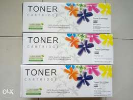 Hp 83,85a compatible toners on sale