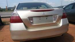 Honda Accord DC 2007