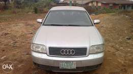 Sound Audi A6 Nigerian used car for sale
