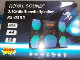 brand new royal sound subwoofer