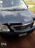 A year used and neat Mazda MPV Manual gear for urgent sale