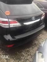 RX350 foreign used 2012 clean and negotiable