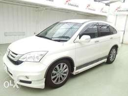 Honda CRV 2011model with body kit