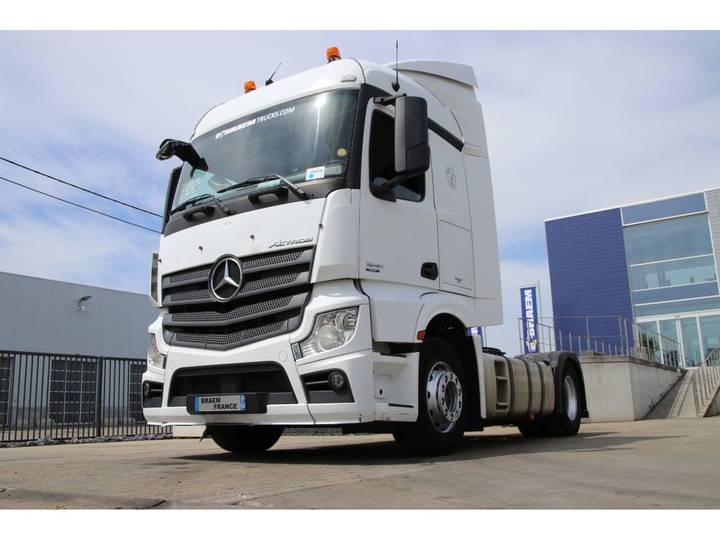 Mercedes-Benz ACTROS 1845 MP4 - 2012