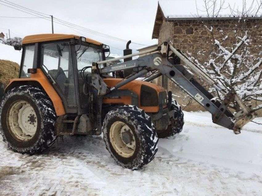 Renault Tracteur Ceres 330 - 2000