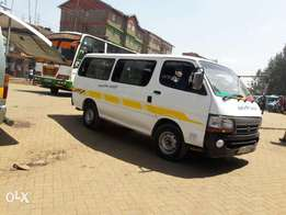 Toyota Shark Matatu, Quick Sale