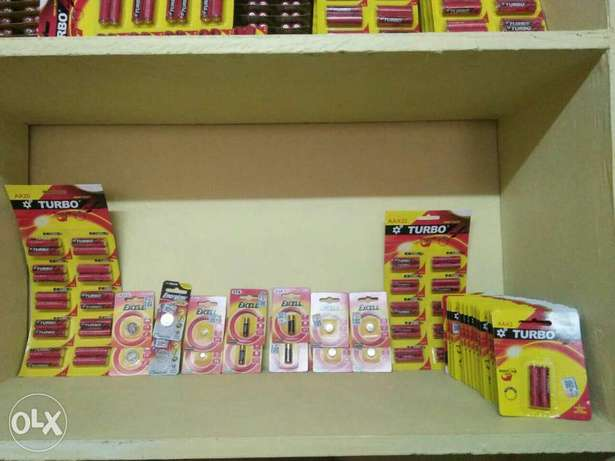 Batteries for remote for cars and more Nakuru East - image 1