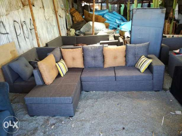 Ready 6 Seater sofas Westlands - image 3