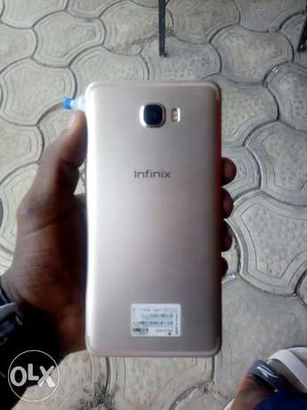 Gold Infinix Note4 Pro ( 32GB +3GB ) with Full Accessories Ibadan - image 6