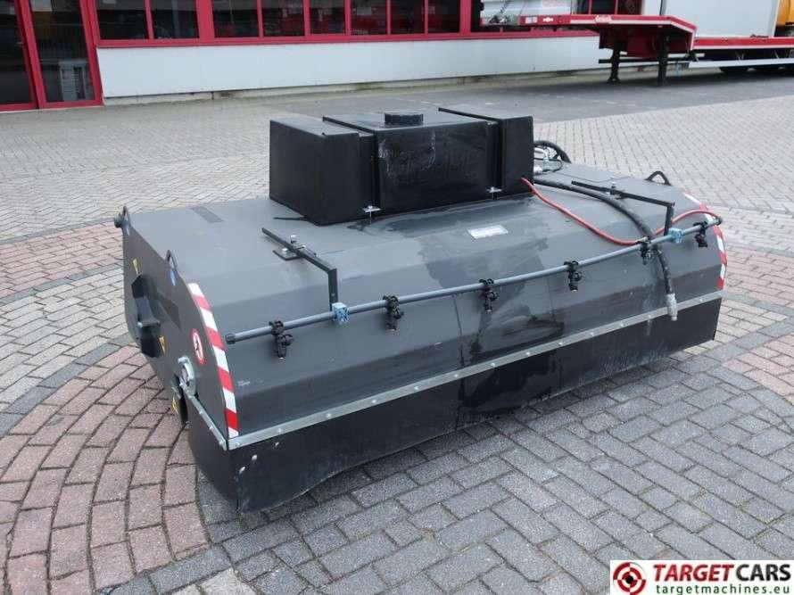 Uemme   Manta 2100HD Collector Sweeper Bucket 210cm - 2017