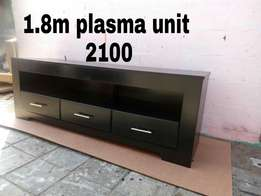 Solid and affordable plasma units