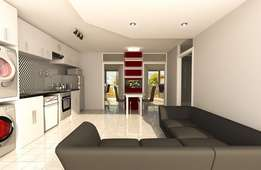 Furnished student apartment to rent on NWU Potchefstroom Campus