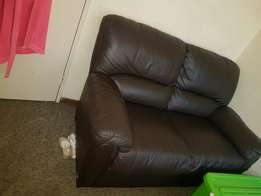 Couch Sofa Genuine leather
