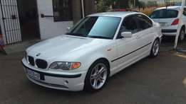 2003 BMW 330I A/T Spotless 139000KM at R89000