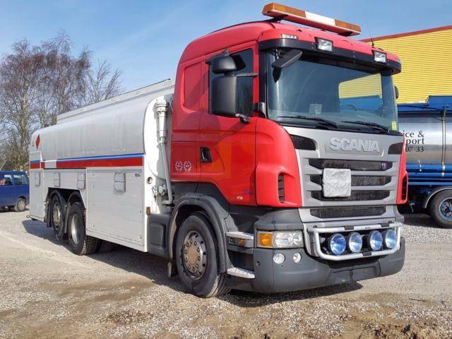 Scania R 480 500 TankZug 55000 Liter - 2010