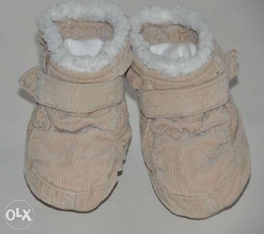 623e6140ce65e Zimowe buty dla niemowlaka H&M super ocieplane butki do wózka - Luboń -  image 1