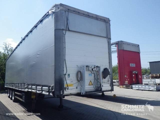 Schmitz Cargobull Semitrailer Prelată culisantă Mega - 2008