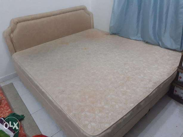 Double Bed for Sale good Condition