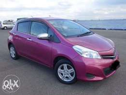 vitz jewela version just arrived