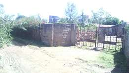 Affordable land with a ready titledeed.