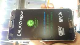 New Samsung galaxy Mega 2 with all accessories and warranty