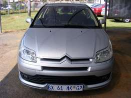 2006 Citroen C4 2.0 coupe VTS for sale
