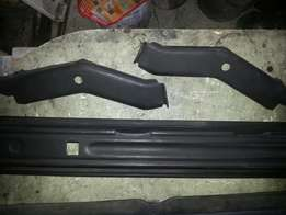 vw jumbo golf rear bumper