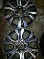 18'inch Rims Ford Ranger bakkies on sale