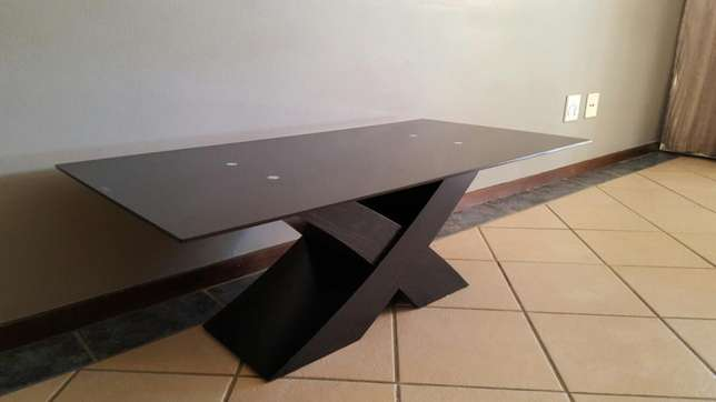 Brand New Glass Top Coffee Table Pretoria East - image 2