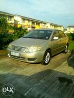 2004 Toyota corolla 160i in excellent condition with COR and REG