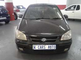 Hyundai Getz 1.4, 2004 Model with 106000Km in Excellent Condition