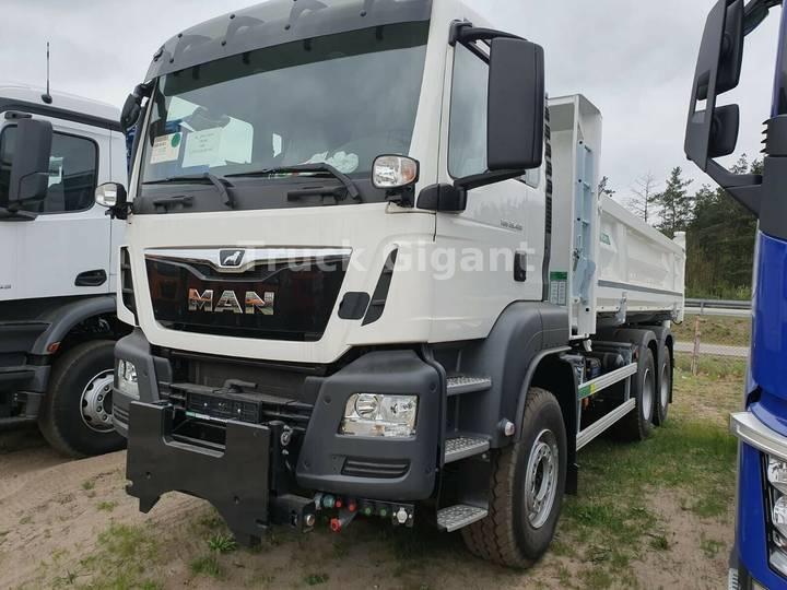 MAN 26.420 AEBI-SCHMIDT hydraulic - 2019