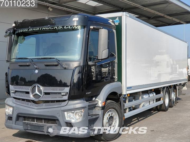 Mercedes-Benz Actros 2533 L 6X2 Steering-Axle 130.000km! Xenon Ladebord... - 2013
