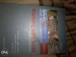 Unisa working with texts textbook for english