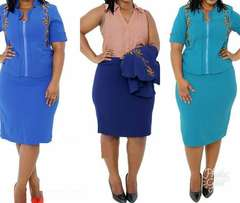 Classy Skirt Suits