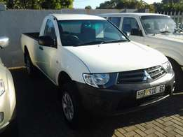 Mitsubishi Triton 2.5 DCi single cab