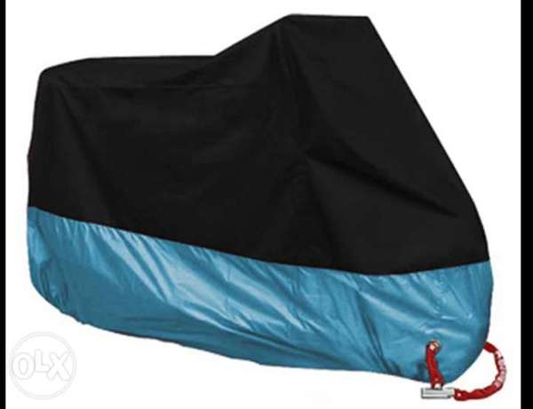 New 2XL Motorcycle Cover Cloth UV Protector Scooter All Seas