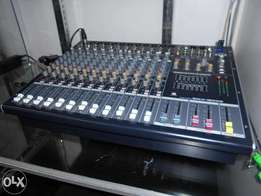 SMX-1200D Powered Mixer