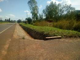 Commercial plot on sale in Koro along kampala high way 3 kms