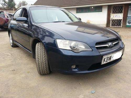 2006 Subaru Legacy B4 2ltr auto Sunroof powerful machine!! Karen - image 2