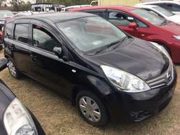 Nissan Note:2010