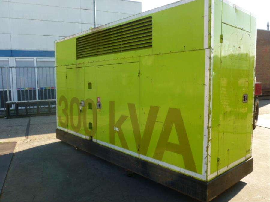 Hob 350kva - 2007