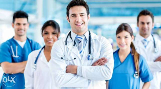Doctors and Medical staffs