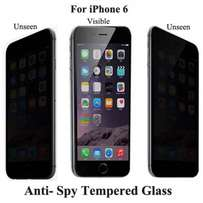 AntiSpy Privacy Screen Glass Protector For All iPhones n Samsung